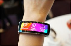 Samsung's Gear Fit: Trying to be a Little Bit of Everything, Samsung's Newest Wearable Could also be it's Biggest Hit