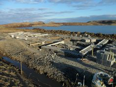 Rowan croft. Isle of Skye.   Self build