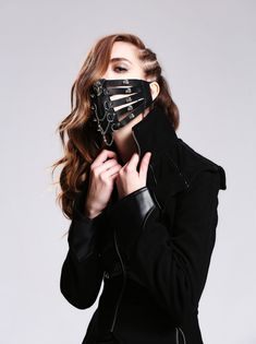 Costumes & Accessories Discreet Punk Women And Men Gothic Black Pu Leather Steampunk Gas Mask Halloween Masquerade Cosplay Plague Bird Beak Rivet Mask Always Buy Good Back To Search Resultsnovelty & Special Use