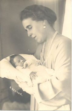 Prince Peter of Yugoslavia (later Peter II of Yugoslavia) and his maternal grandmother, Queen Marie of Romania. Queen Victoria Descendants, Queen Victoria Family, Romanian Royal Family, Greek Royal Family, European History, American History, Royal Family Lineage, Royal Wedding Gowns, People Of Interest