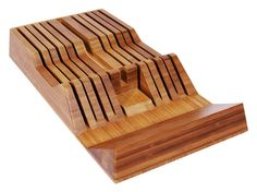 Shop for Shun In-Drawer Knife Trays at cutleryandmore.com. We are your source for Shun including this Shun Bamboo In-Drawer Knife Storage Tray. We carry only high quality cookware kitchen knives small appliances kitchen tools and coffee makers.