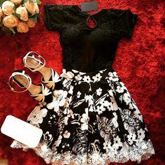 2015 impressão oco Out estilo vestido New Arrival grátis frete em Vestidos de Roupas e Acessórios Femininos no AliExpress.com | Alibaba Group