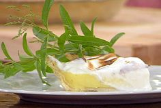 Lemon Meringue Pie from FoodNetwork.com