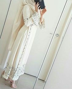 × Source by The post × appeared first on Fancy. Islamic Fashion, Muslim Fashion, Modest Fashion, Fashion Outfits, Hijab Outfit, Hijab Dress, Modest Wear, Modest Outfits, Abaya Mode