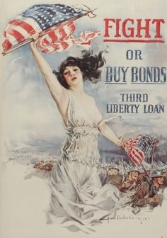 WWI poster for Liberty Bonds, 1917, Boston, Massachusetts. Vintage Art Prints, Poster Vintage, Free Canvas, Stock Art, Antique Maps, Framed Artwork, Wall Art, Find Art, Giclee Print