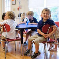 The toddler program at #wyomingseminary #pennsylvania #privateschool