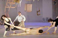 "2009             ""Oedipus Rex"", stage design; direction and choreography by Constanza Macras and Dorky Park,         European Center for the Arts, Festspielhaus Hellerau, Dresden;  Hebbel Am Ufer, Berlin"