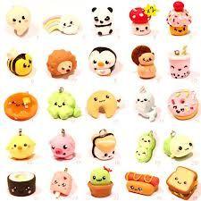 Cute food and animal ideas