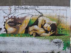 avda sucre (Caracas) by el niño de las pinturas, via Flickr