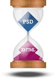Soon after layout desining of your respective web site, layout must be changed into HTML. Layout building is possible inside PSD. PSD in order to HTML alteration necessary for html growth