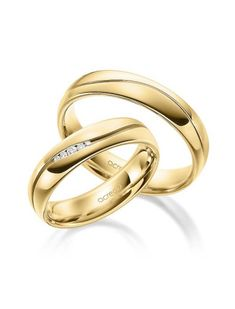 Alianzas de boda Eternity Wedding Rings Sets His And Hers, Gold Wedding Rings, Diamond Wedding Bands, Engagement Rings Couple, Couple Rings, Couples Ring Tattoos, Couple Ring Design, Gold Rings Jewelry, Wedding Ring Designs