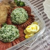 Resep Bola Nasi Bayam Bekal Anak Oleh Bunga A Rosvita Resep Makanan Dan Minuman Resep Makan Siang