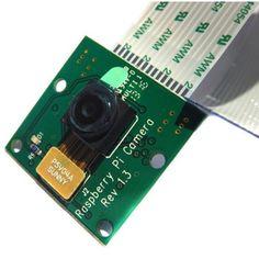 Pi Noir, la cámara de visión nocturna ya es oficial - Raspberry Pi