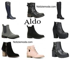 Ultimi modelli Aldo calzature donna 2015