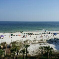 Orange Beach Alabama lookin inviting this evening.  #alabama #orangebeach #orangebeachcondo