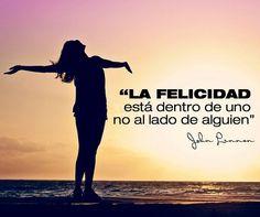 Imagenes y Frases De La Felicidad