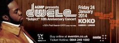 One of the undisputed kings of that awesome neo-soul movement hits London again for another show. Celebrating ten years since that luscious album Subject Dwele is six albums deep and seems intent on bringing us another six! Camden London, Neo Soul, 10 Anniversary, January, Album, Film, Concert, Music, Books