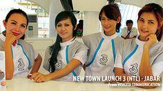 New Town Launch - NTL 3 - Jabar Lp, Product Launch