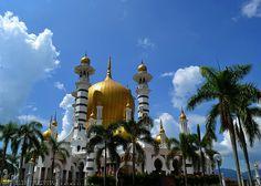 Masjid Ubudiah (or Ubudiah Mosque)