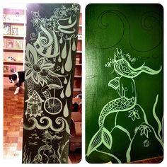 Bookcase by Sherri Dupree. : )
