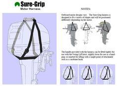 Outboard motor hoist and outboard motor harness for sailing yachts. Sailboat Yacht, Sailing Yachts, Sailing Basics, Dinghy, Outboard Motors, Things To Buy, Boats, Jon Boat, Ships
