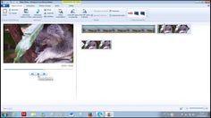 Como cortar várias partes de um vídeo no Windows  Movie Maker