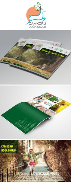 Company Çamkoru Doğa Eğitimi #catalog #design