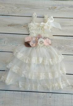 Hey, I found this really awesome Etsy listing at https://www.etsy.com/listing/199658778/flower-girl-dress-ivory-flower-girl