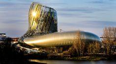 Bordeaux's Extraordinary New Cité du Vin   Food & Wine