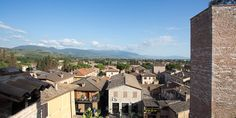 If town views are more your thing, this 2 bed apartment in the Italian town of Spello should definitely be on your bucket list   Property 14541 is on our website - http://www.bookingsforyou.com/holiday-rentals-italy/umbria-villas/spello-house-altana/
