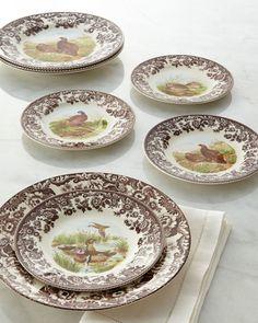 Spode Woodland Bird Dinnerware on shopstyle.com