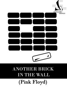Brick In The Wall, Pink Floyd, Movie Posters, Art, Art Background, Film Poster, Popcorn Posters, Kunst, Performing Arts