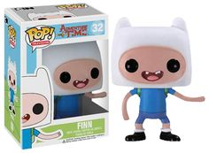 Adventure Time - Finn Pop! Vinyl Figure by Funko - - - Popcultcha