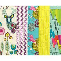 Utopia Part 2 - Fat Quarter Bundle $$22.50. The colours are amazing!
