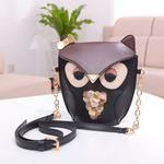 Perfect Cross Body Owl Bag
