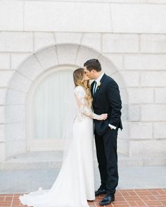 Miss Hayley Paige // Salt Lake City Temple // Fine Art Wedding Photographer