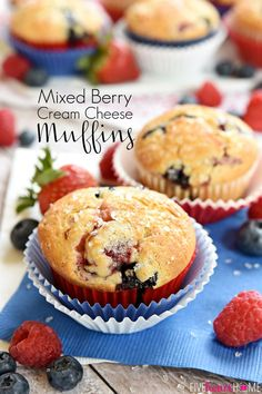 Mixed Berry Cream Ch