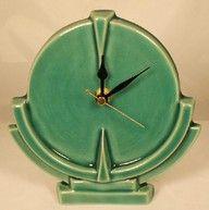 creativemuggle:  art deco mantle clock