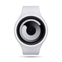 ZIIIRO Gravity Unisex Watches Snow White -- You can find out more details at the link of the image.