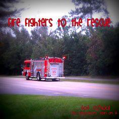 Super cute Fire truck songs