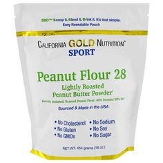 sports-fitness-athletic: California Gold Nutrition, SPORT, Peanut Butter Po...