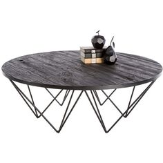 Sunpan Ruffin Coffee Table ($1,437) ❤ liked on Polyvore featuring home, furniture, tables, accent tables, decor, sunpan, sunpan furniture, plank table, plank coffee table and recycled furniture