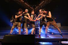 VoxxClub GEILES HIMMELBLAU Tour 2016