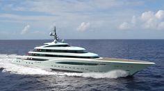 Exclusive: Feadship's 96m project Vertigo under construction | SuperYacht Times