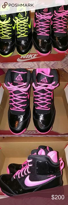 Nike ACG boots Brand new Nike ACG water proof boots (Worn once) nike Shoes