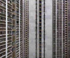 """Fotografias da série """"Architecture of Density"""" (em português, Arquitetura da Densidade), de Michael Wolf. Saiba mais em http://www.jornaldafotografia.com.br/colunas/x-bienal-arquitetura-cidade-evidencia/"""