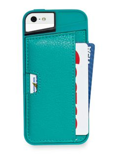 One of the winners of our recent smartphone case test, the CM4 Q card case is a fashionable and functional phone protector. She can use it to tote around her work ID, some cash, and credit cards along