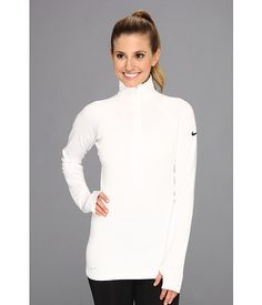 Nike Pro Hyperwarm 1/2 Zip #fitfam #musthaves #workitout