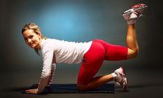 8 egyszerű gyakorlat klimax ellen - HáziPatika Thyroid, Gymnastics, Health Fitness, Women's Health, Sporty, Yoga, Workout, Celebrities, Laziness