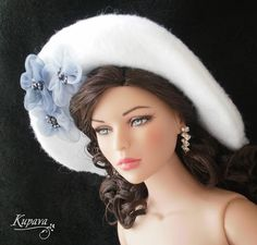 Tonner Doll    Va, Va, Voom! Basic Peggy Harcourt - Brunette